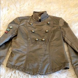 Awesome Miss Sixty Military style jacket